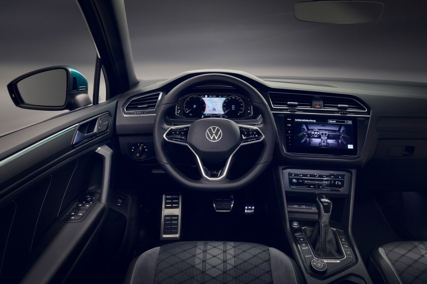 2020 Volkswagen Tiguan facelift debuts – updated styling and equipment; new PHEV, 320 PS R variants Image #1139058