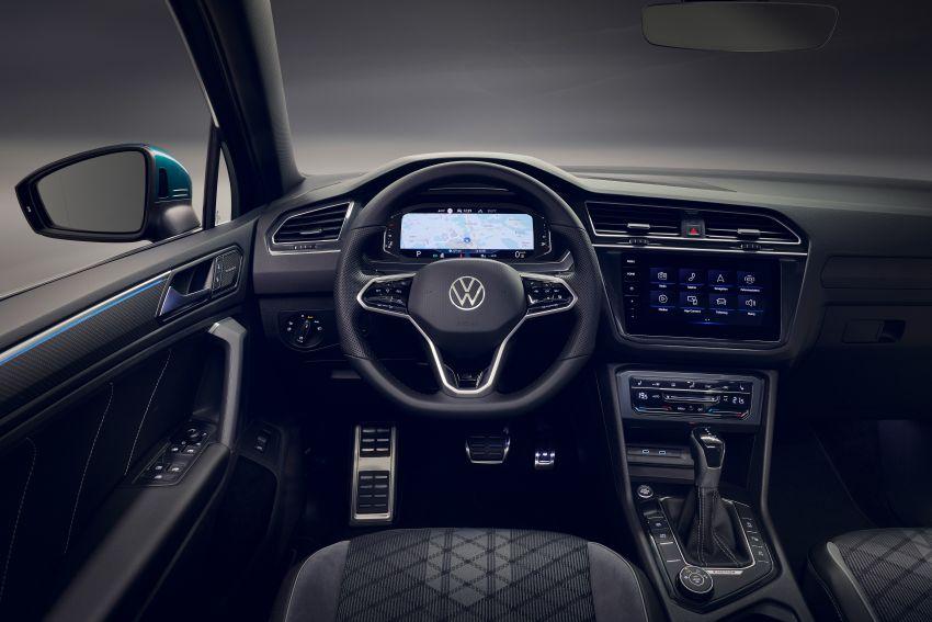 Volkswagen Tiguan 2020 diperkenalkan – kelengkapan dan imej dipertingkat; PHEV baharu, varian R 320 PS Image #1139127