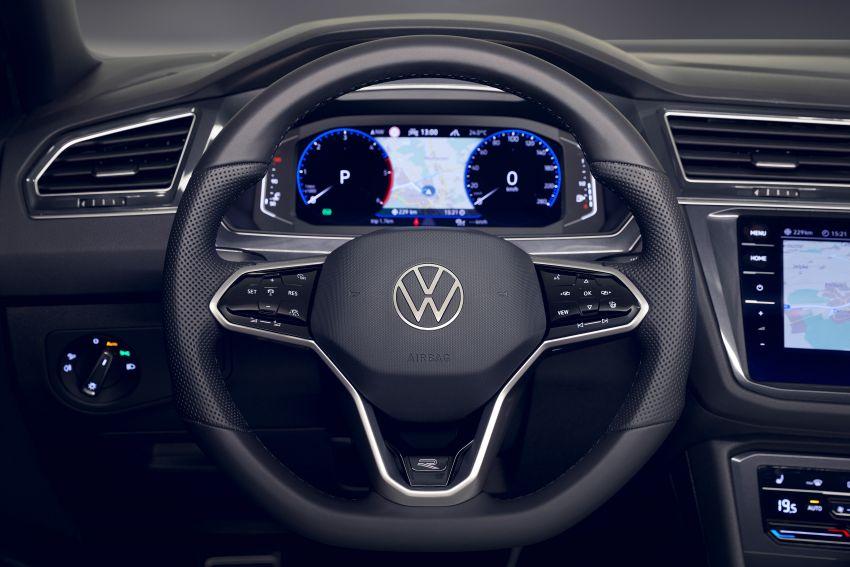Volkswagen Tiguan 2020 diperkenalkan – kelengkapan dan imej dipertingkat; PHEV baharu, varian R 320 PS Image #1139128