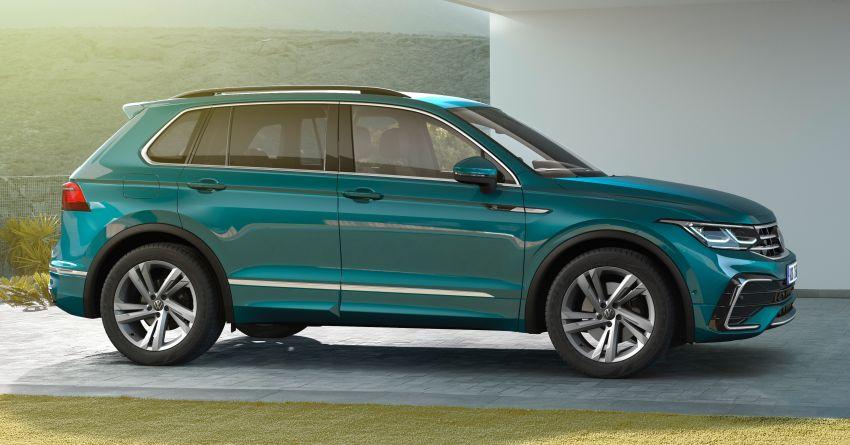Volkswagen Tiguan 2020 diperkenalkan – kelengkapan dan imej dipertingkat; PHEV baharu, varian R 320 PS Image #1139102