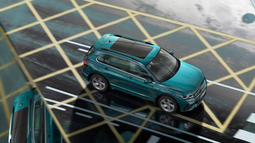 Volkswagen Tiguan 2020 diperkenalkan – kelengkapan dan imej dipertingkat; PHEV baharu, varian R 320 PS Image #1139103
