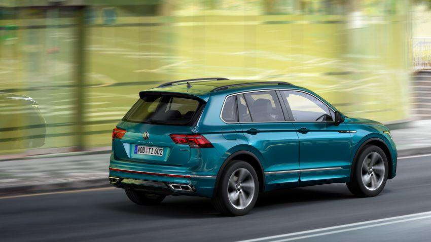 Volkswagen Tiguan 2020 diperkenalkan – kelengkapan dan imej dipertingkat; PHEV baharu, varian R 320 PS Image #1139105