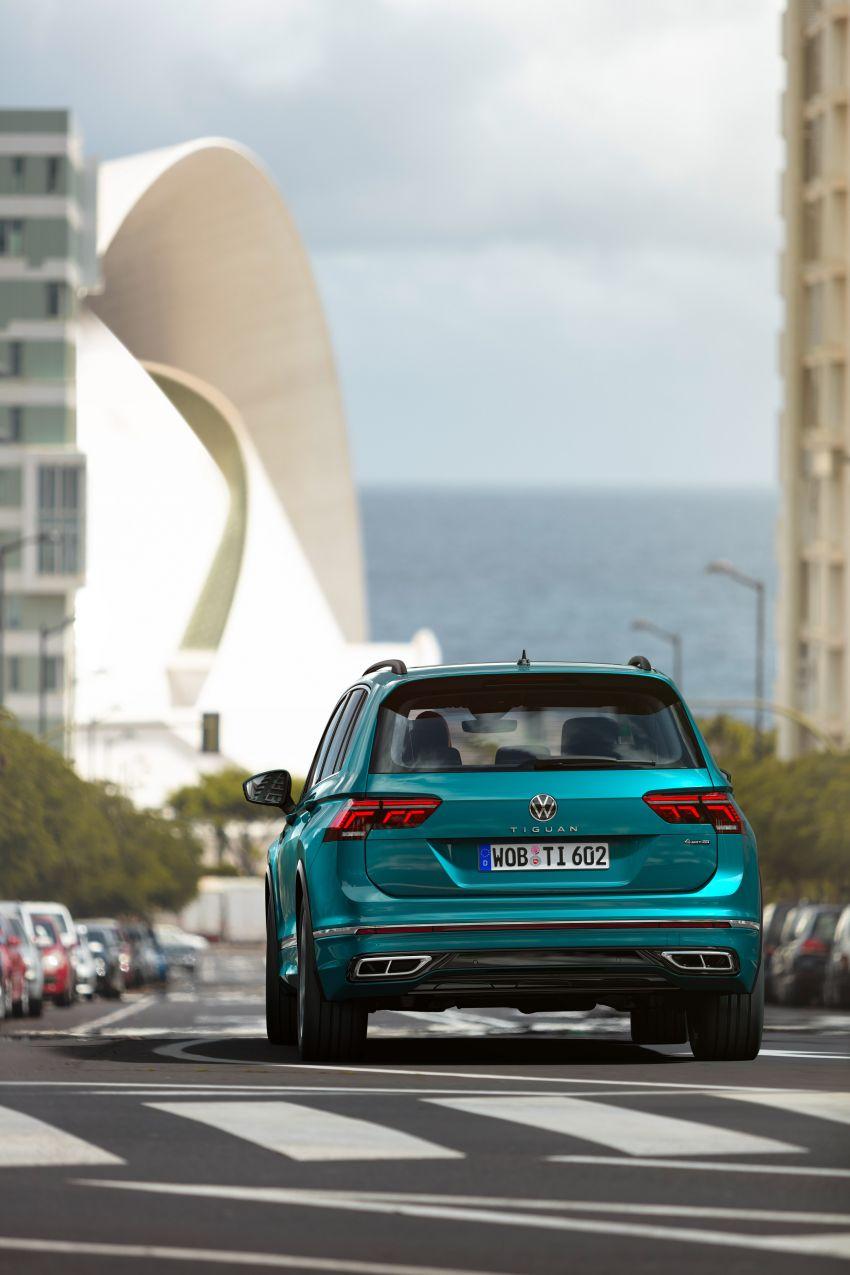 Volkswagen Tiguan 2020 diperkenalkan – kelengkapan dan imej dipertingkat; PHEV baharu, varian R 320 PS Image #1139107