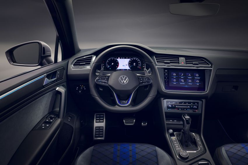 2020 Volkswagen Tiguan facelift debuts – updated styling and equipment; new PHEV, 320 PS R variants Image #1139416