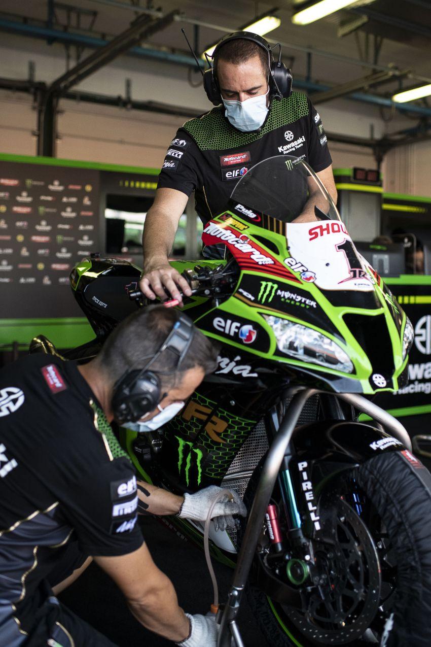 2020 WSBK teams gear up for racing in Spain Image #1142571