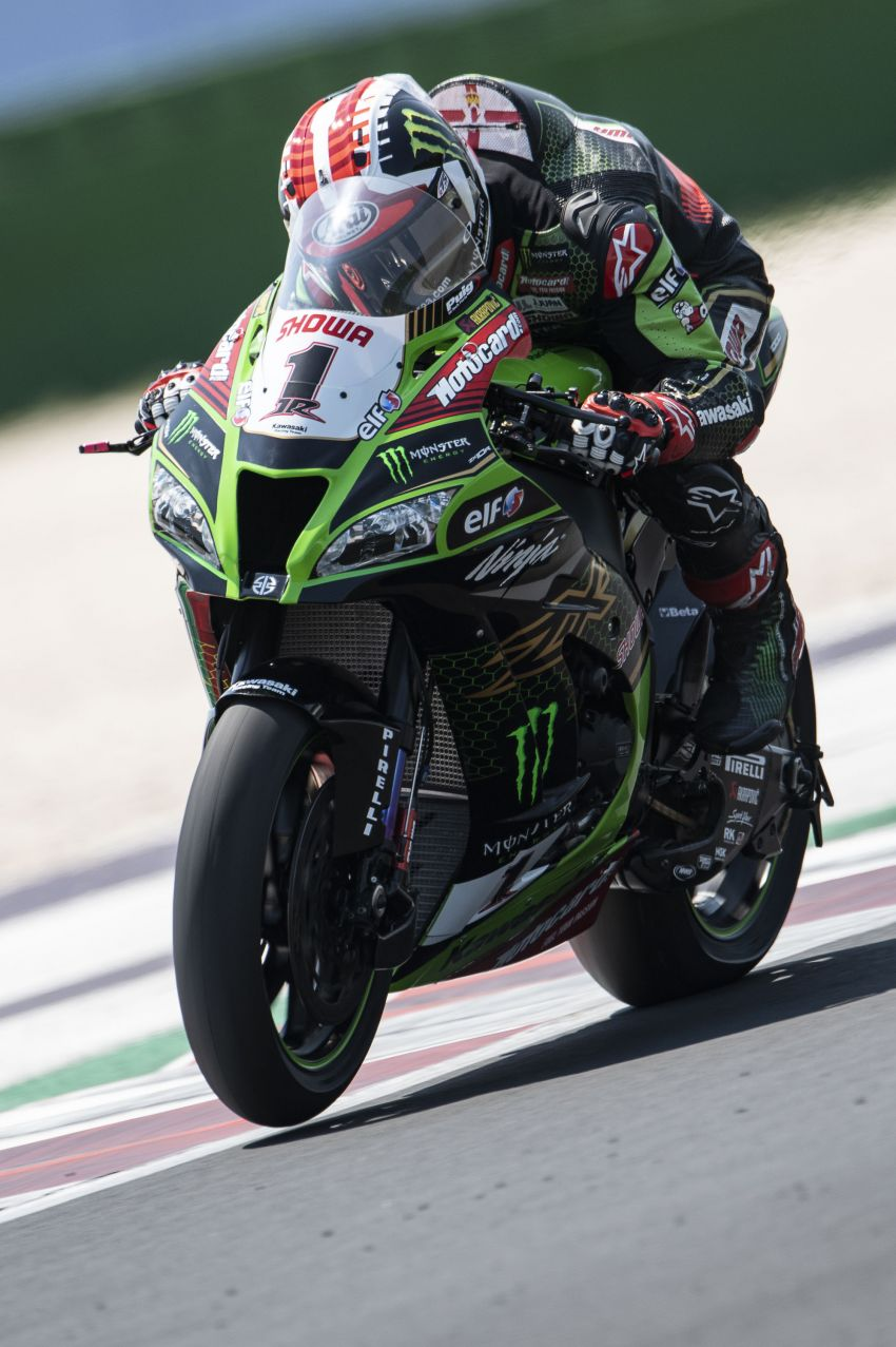 2020 WSBK teams gear up for racing in Spain Image #1142578