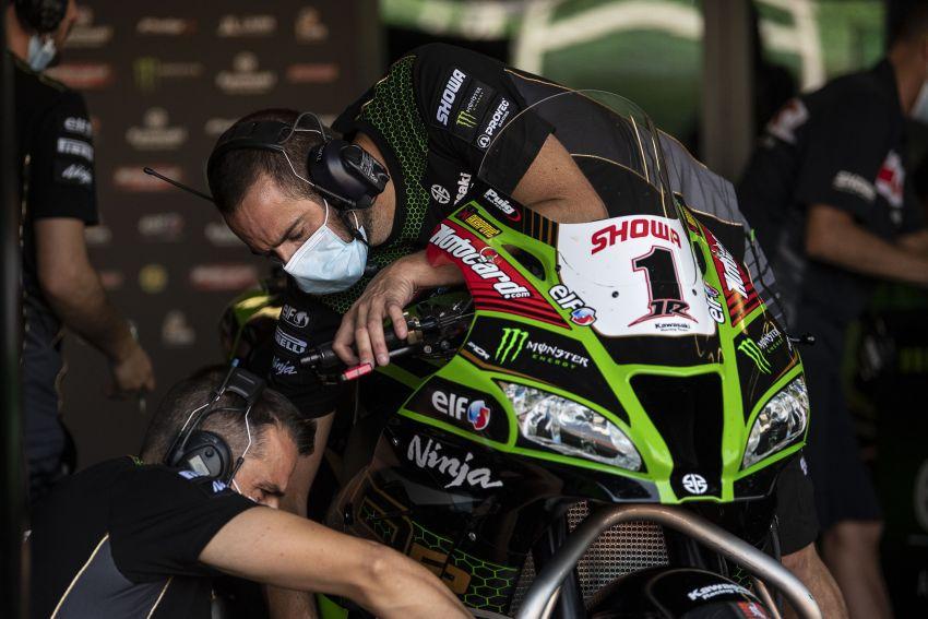 2020 WSBK teams gear up for racing in Spain Image #1142560