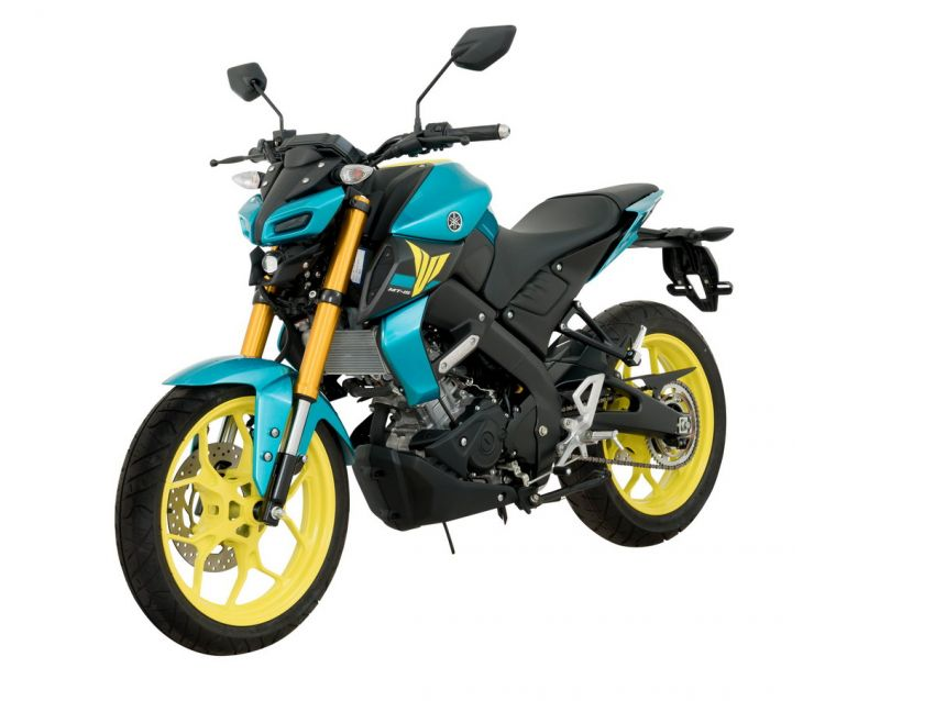 2020 Yamaha MT-15 Thailand limited edition – RM13k Image #1151307