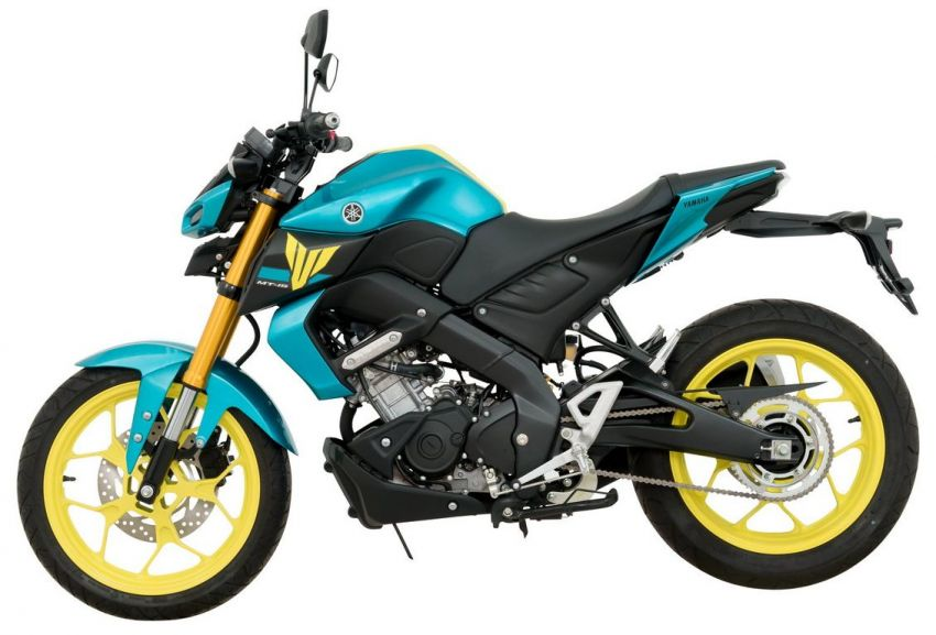 2020 Yamaha MT-15 Thailand limited edition – RM13k Image #1151311