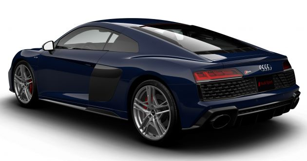 2021 audi r8 v10  runout edition launched in the us