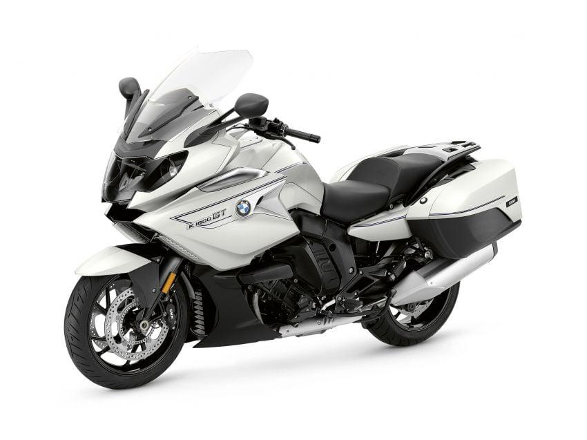 2021 BMW Motorrad range revealed, new colours, EU5 Image #1154163