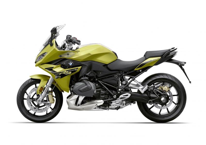 2021 BMW Motorrad range revealed, new colours, EU5 Image #1154172