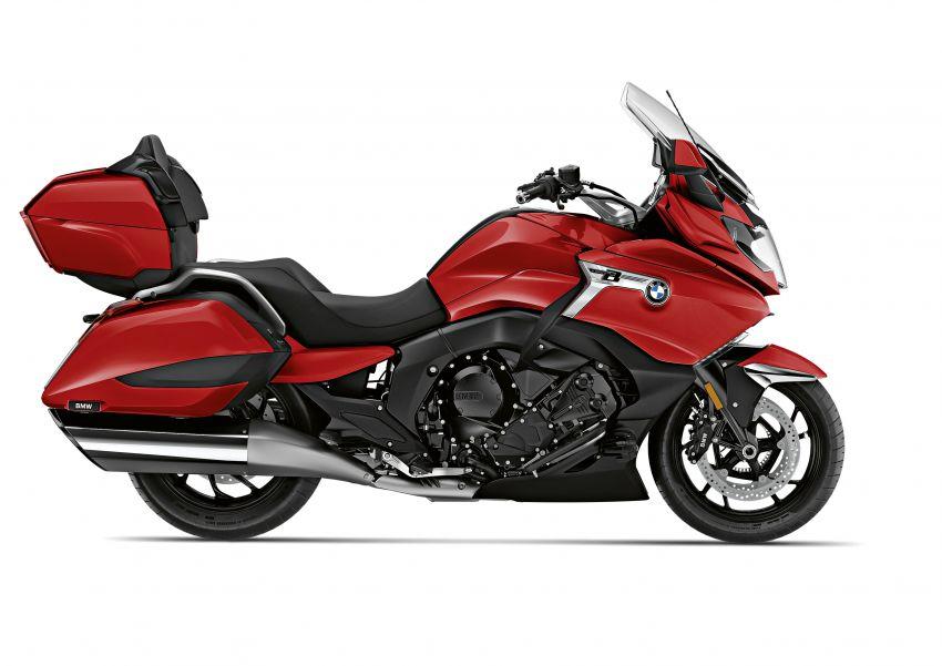 2021 BMW Motorrad range revealed, new colours, EU5 Image #1154180