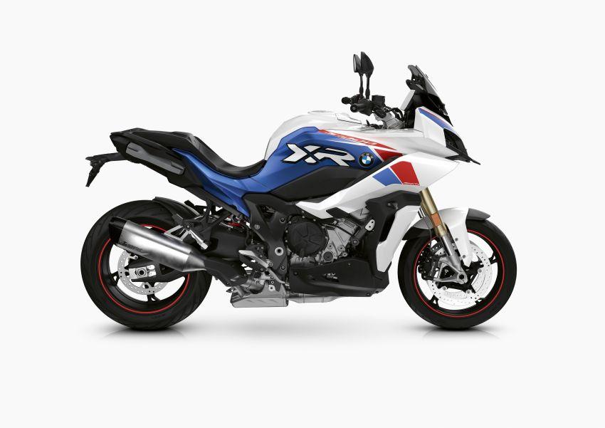 2021 BMW Motorrad range revealed, new colours, EU5 Image #1154185