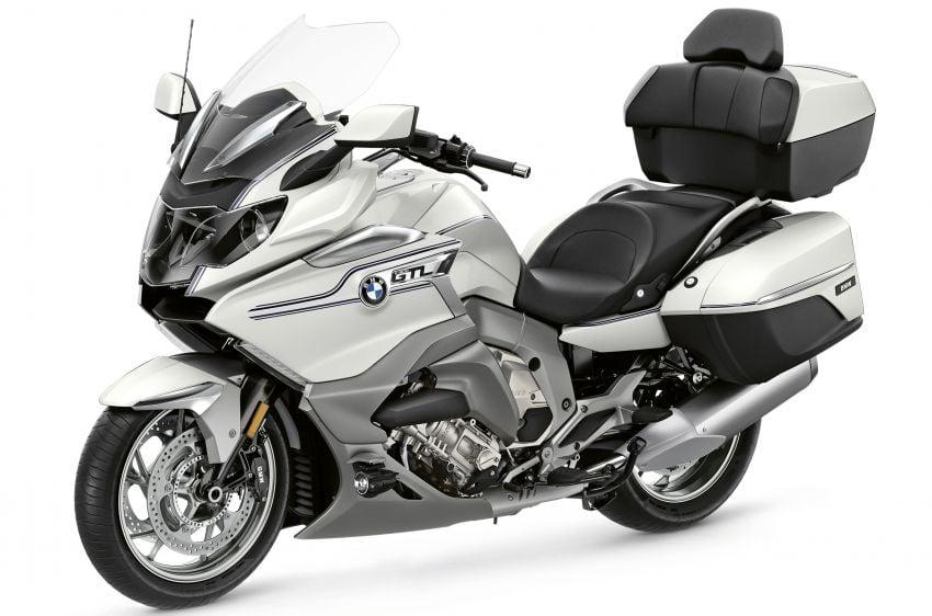 2021 BMW Motorrad range revealed, new colours, EU5 Image #1154187