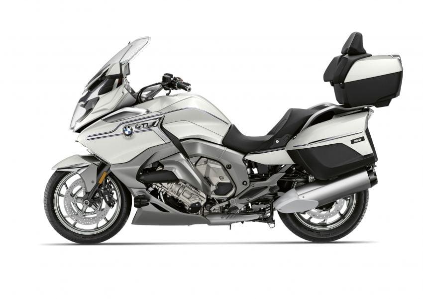 2021 BMW Motorrad range revealed, new colours, EU5 Image #1154188