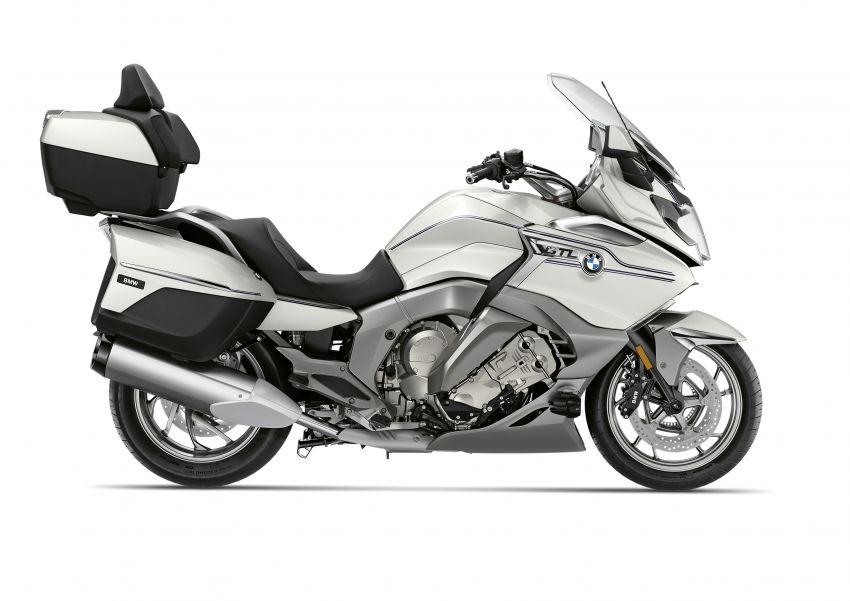 2021 BMW Motorrad range revealed, new colours, EU5 Image #1154189