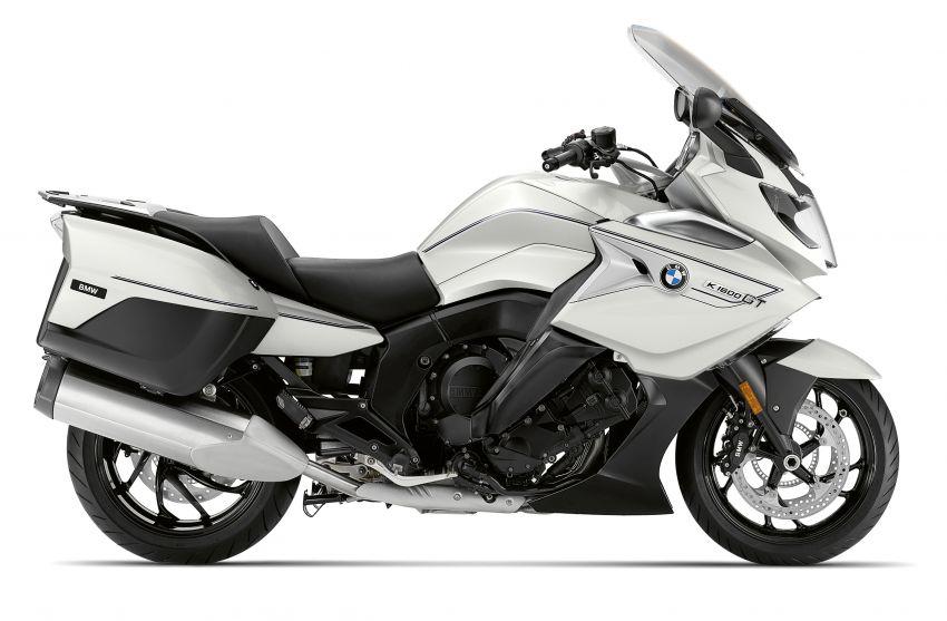 2021 BMW Motorrad range revealed, new colours, EU5 Image #1154165