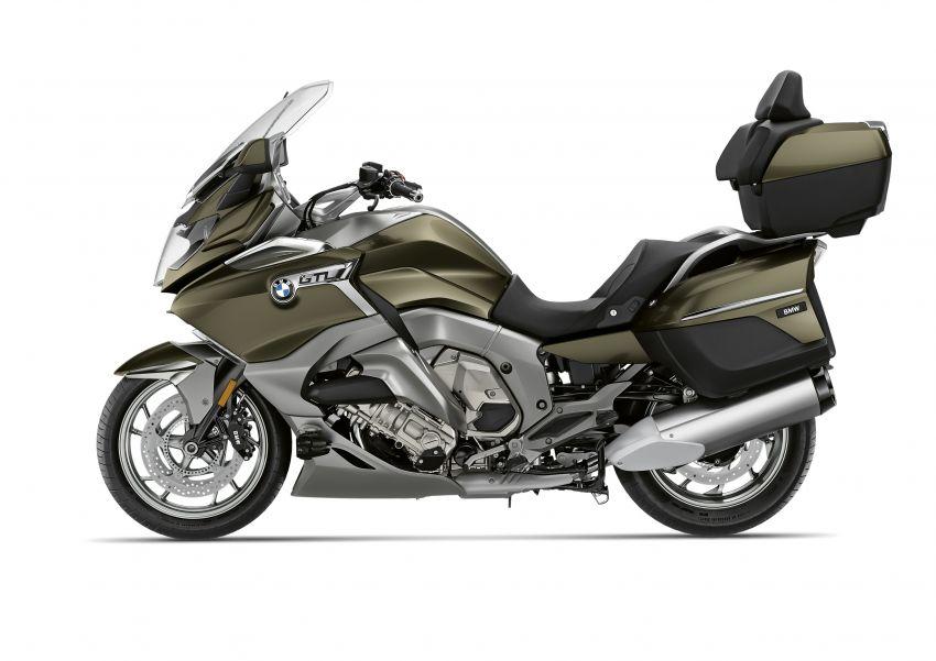 2021 BMW Motorrad range revealed, new colours, EU5 Image #1154167