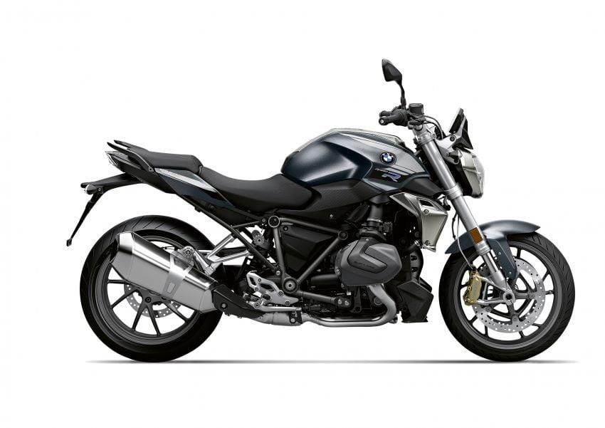 2021 BMW Motorrad range revealed, new colours, EU5 Image #1154170