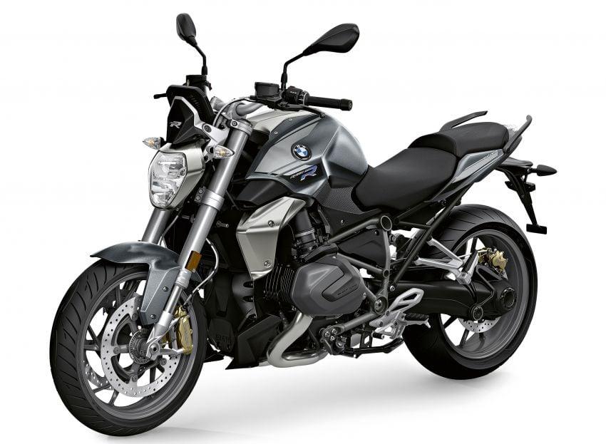 2021 BMW Motorrad range revealed, new colours, EU5 Image #1154171