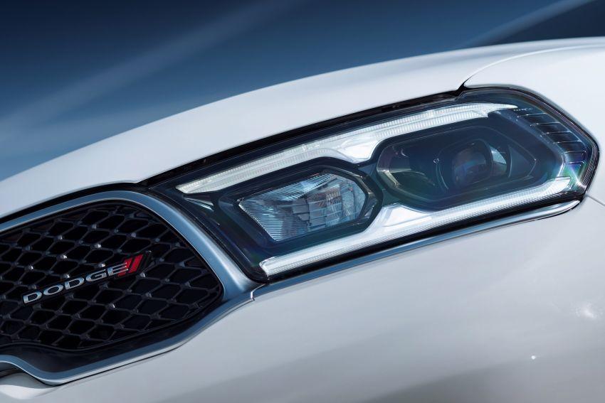 Dodge Durango SRT Hellcat – SUV paling berkuasa di dunia dengan enjin HEMI V8 6.2 liter berkuasa 710 hp Image #1140569