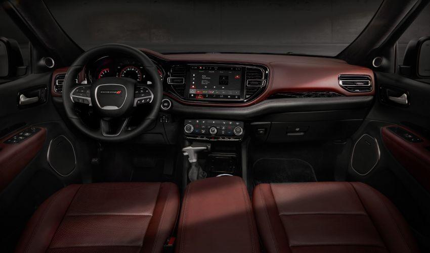 Dodge Durango SRT Hellcat – SUV paling berkuasa di dunia dengan enjin HEMI V8 6.2 liter berkuasa 710 hp Image #1140575