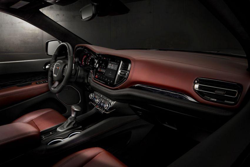 Dodge Durango SRT Hellcat – SUV paling berkuasa di dunia dengan enjin HEMI V8 6.2 liter berkuasa 710 hp Image #1140565