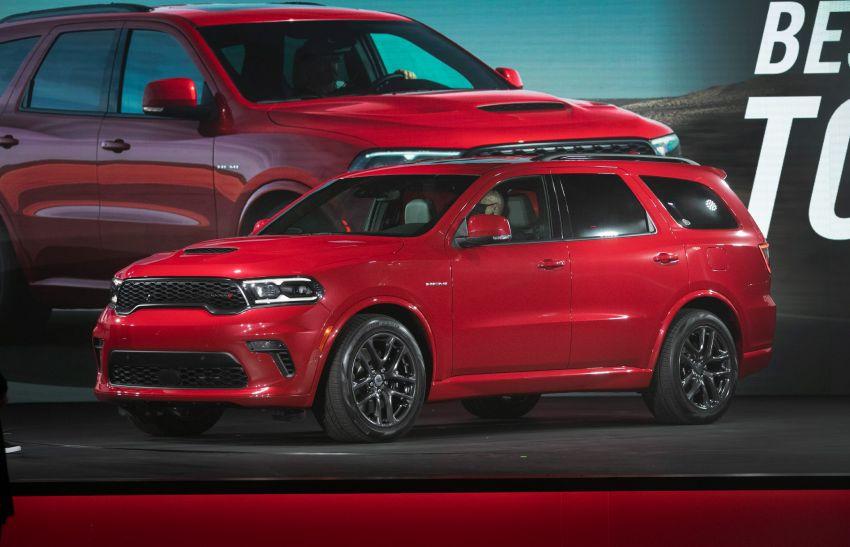 Dodge Durango SRT Hellcat – SUV paling berkuasa di dunia dengan enjin HEMI V8 6.2 liter berkuasa 710 hp Image #1140619