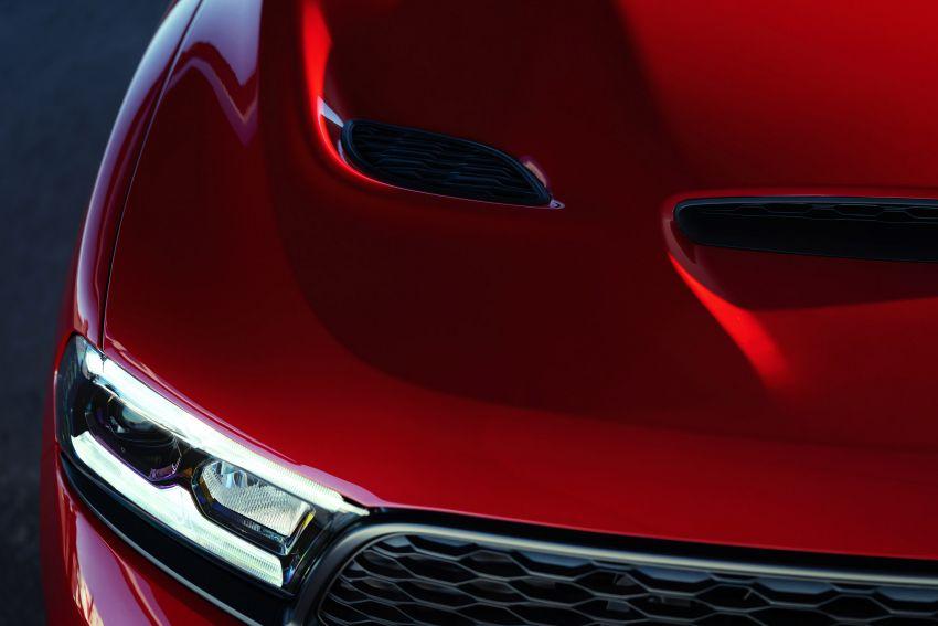 Dodge Durango SRT Hellcat – SUV paling berkuasa di dunia dengan enjin HEMI V8 6.2 liter berkuasa 710 hp Image #1140596