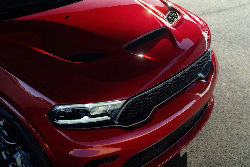 Dodge Durango SRT Hellcat – SUV paling berkuasa di dunia dengan enjin HEMI V8 6.2 liter berkuasa 710 hp Image #1140591