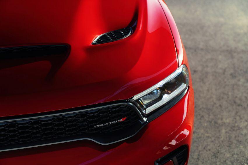 Dodge Durango SRT Hellcat – SUV paling berkuasa di dunia dengan enjin HEMI V8 6.2 liter berkuasa 710 hp Image #1140594