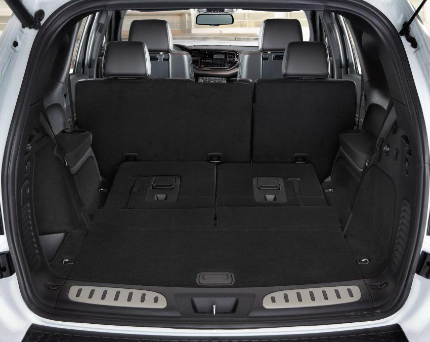 Dodge Durango SRT Hellcat – SUV paling berkuasa di dunia dengan enjin HEMI V8 6.2 liter berkuasa 710 hp Image #1140595