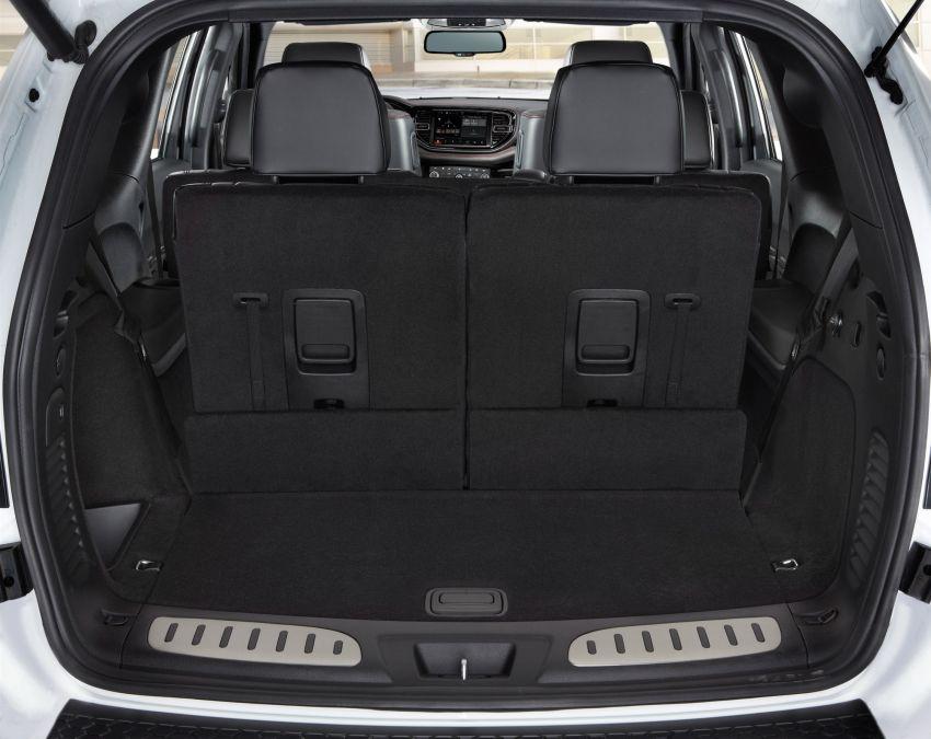 Dodge Durango SRT Hellcat – SUV paling berkuasa di dunia dengan enjin HEMI V8 6.2 liter berkuasa 710 hp Image #1140586