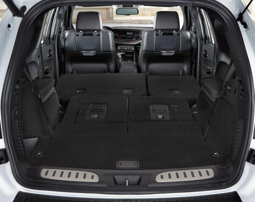 Dodge Durango SRT Hellcat – SUV paling berkuasa di dunia dengan enjin HEMI V8 6.2 liter berkuasa 710 hp Image #1140587