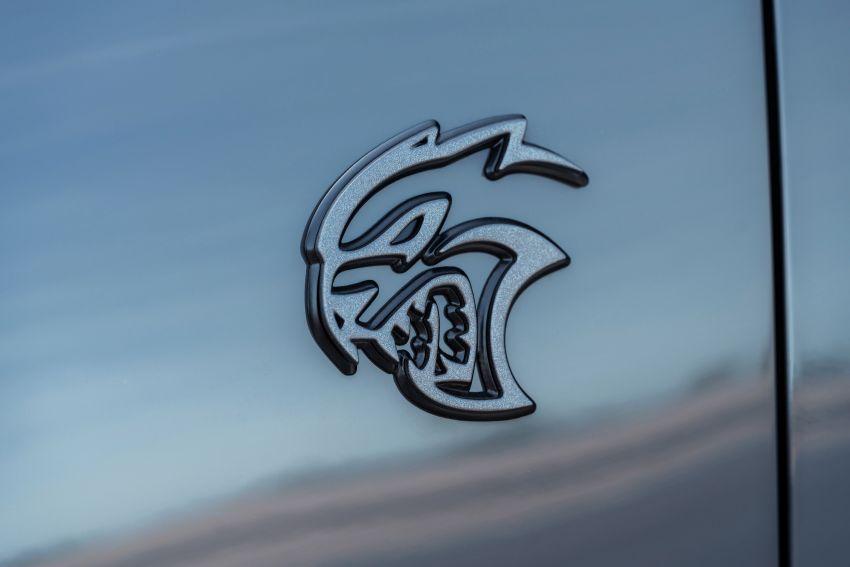 Dodge Durango SRT Hellcat – SUV paling berkuasa di dunia dengan enjin HEMI V8 6.2 liter berkuasa 710 hp Image #1140664