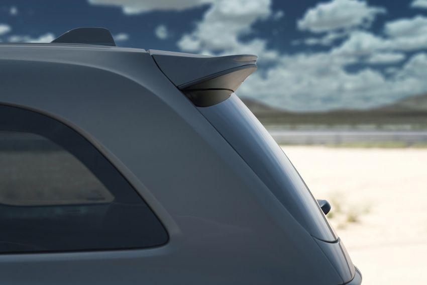 Dodge Durango SRT Hellcat – SUV paling berkuasa di dunia dengan enjin HEMI V8 6.2 liter berkuasa 710 hp Image #1140655
