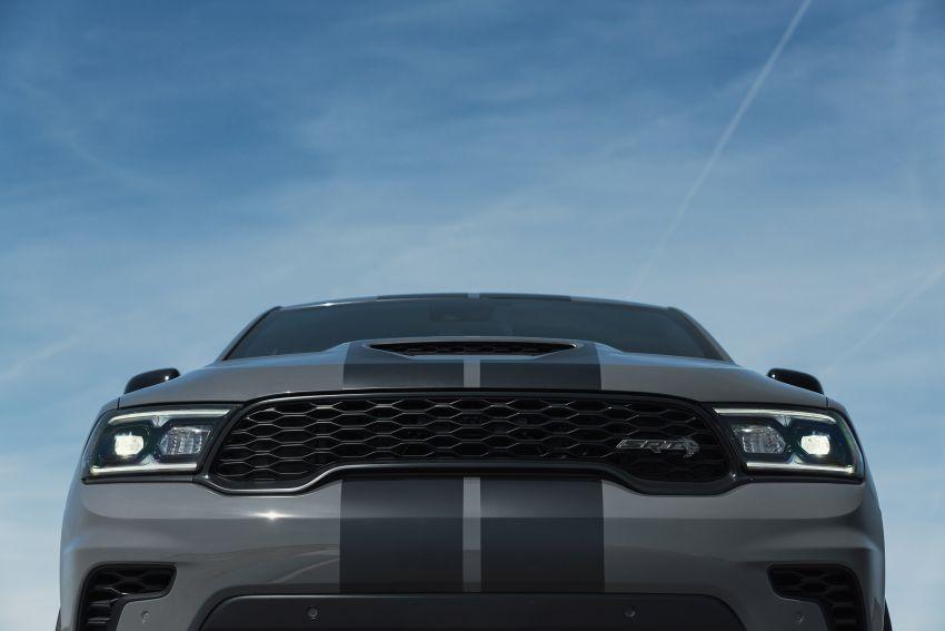 Dodge Durango SRT Hellcat – SUV paling berkuasa di dunia dengan enjin HEMI V8 6.2 liter berkuasa 710 hp Image #1140658