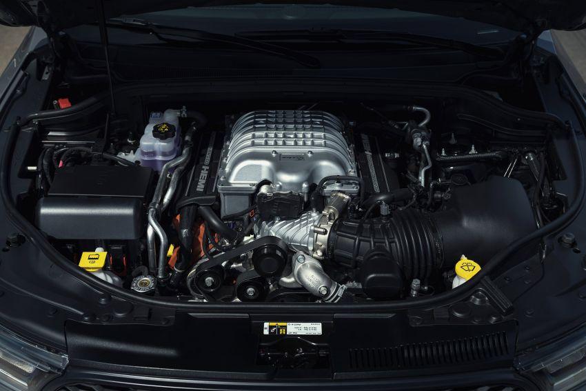 Dodge Durango SRT Hellcat – SUV paling berkuasa di dunia dengan enjin HEMI V8 6.2 liter berkuasa 710 hp Image #1140649