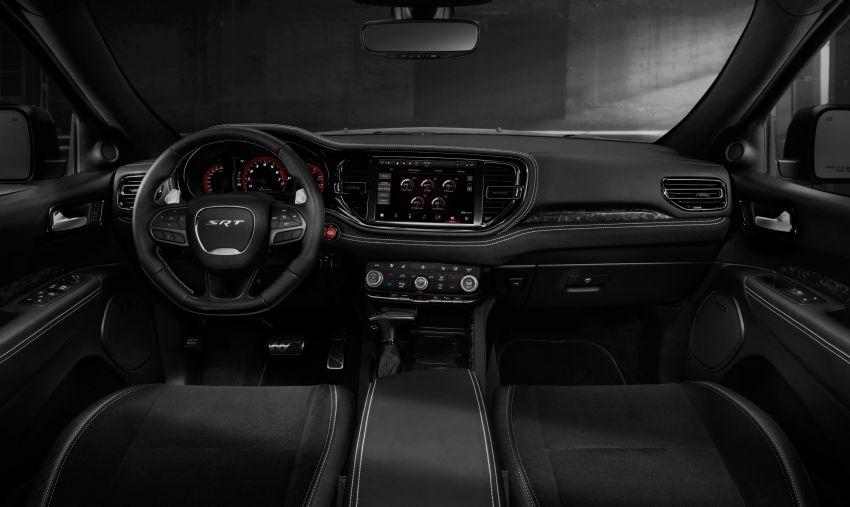 Dodge Durango SRT Hellcat – SUV paling berkuasa di dunia dengan enjin HEMI V8 6.2 liter berkuasa 710 hp Image #1140635