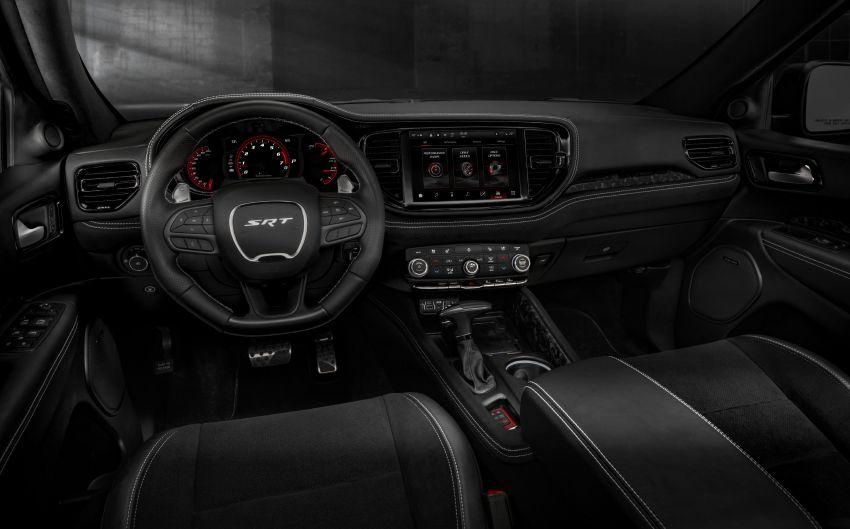 Dodge Durango SRT Hellcat – SUV paling berkuasa di dunia dengan enjin HEMI V8 6.2 liter berkuasa 710 hp Image #1140636