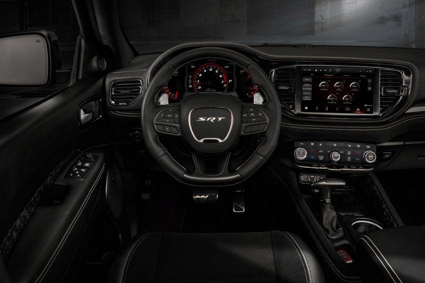 Dodge Durango SRT Hellcat – SUV paling berkuasa di dunia dengan enjin HEMI V8 6.2 liter berkuasa 710 hp Image #1140638