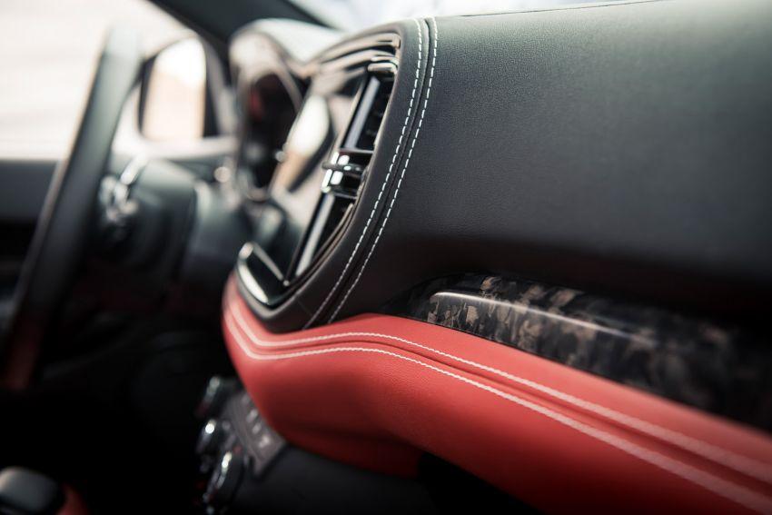 Dodge Durango SRT Hellcat – SUV paling berkuasa di dunia dengan enjin HEMI V8 6.2 liter berkuasa 710 hp Image #1140640