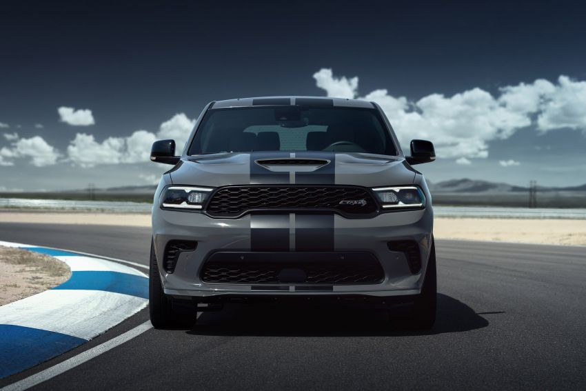 Dodge Durango SRT Hellcat – SUV paling berkuasa di dunia dengan enjin HEMI V8 6.2 liter berkuasa 710 hp Image #1140684