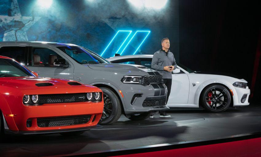 Dodge Durango SRT Hellcat – SUV paling berkuasa di dunia dengan enjin HEMI V8 6.2 liter berkuasa 710 hp Image #1140626