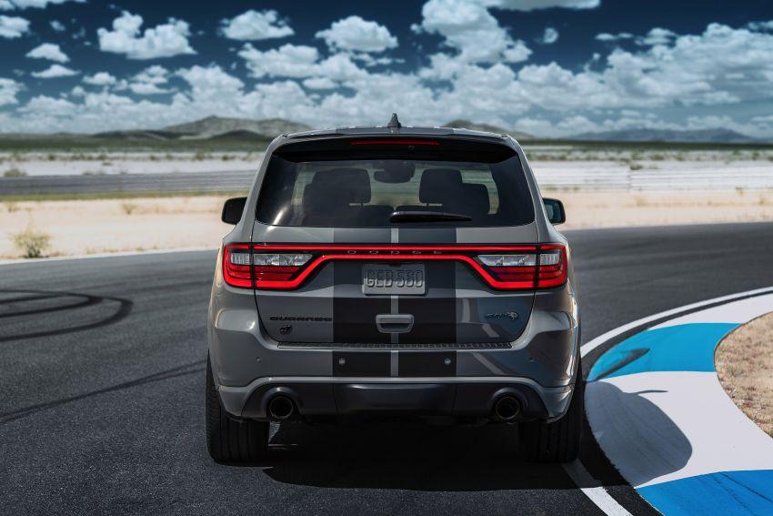 Dodge Durango SRT Hellcat – SUV paling berkuasa di dunia dengan enjin HEMI V8 6.2 liter berkuasa 710 hp Image #1140685
