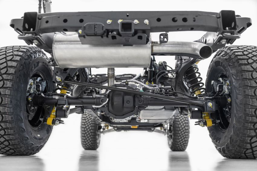 Sixth-generation Ford Bronco debuts – two EcoBoost petrols, removable panels and washable interior Image #1145166