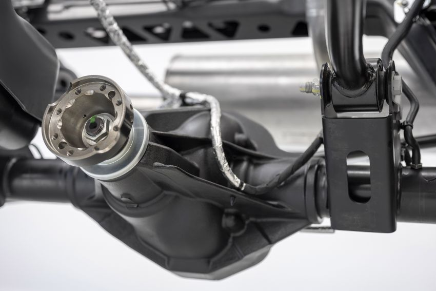 Ford Bronco 2021 didedahkan – pintu, bumbung dan panel badan boleh ditanggal, 2 pilihan enjin EcoBoost Image #1145702