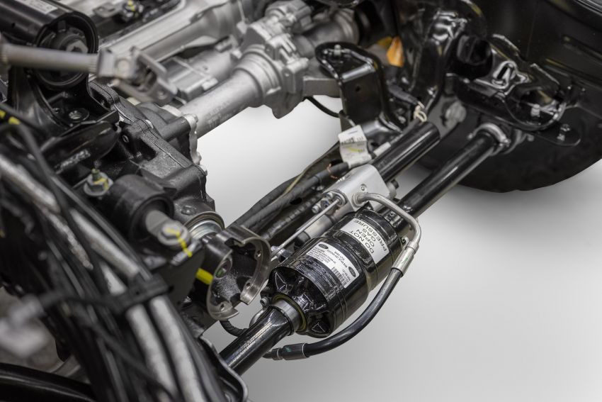 Ford Bronco 2021 didedahkan – pintu, bumbung dan panel badan boleh ditanggal, 2 pilihan enjin EcoBoost Image #1145709