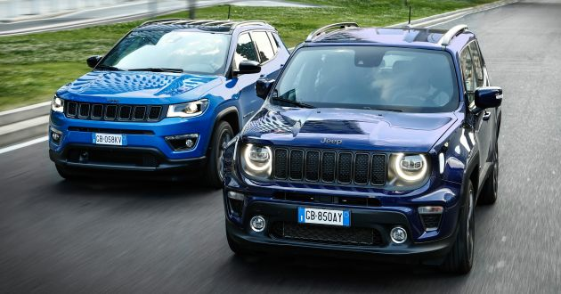2021 Jeep Renegade And Compass 4xe Debut 1 3l Dual Motor Phev